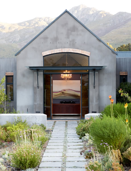 Simon Mccullagh Architects Cape Barn Style Architecture