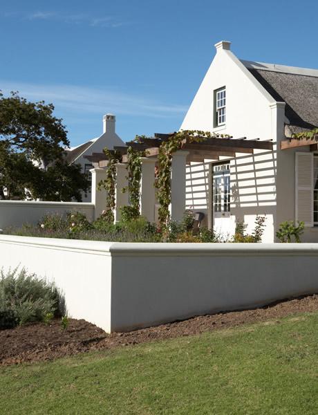 Simon Mccullagh Architects Cape Dutch House Refurbishments